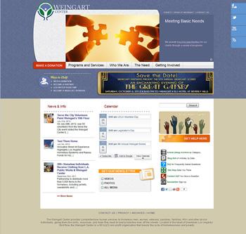 Weingart Center 2012 portfolio