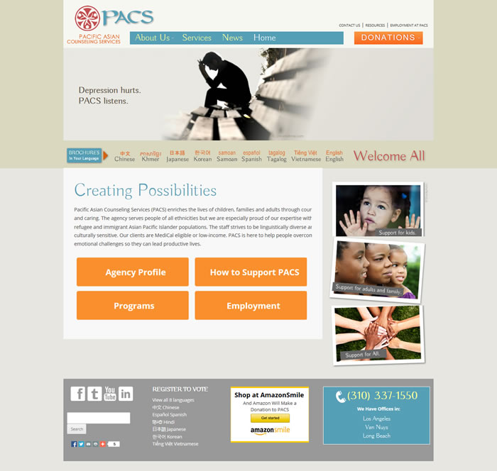 Pacific Asian Counseling Service