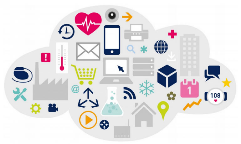internet things and fundraising
