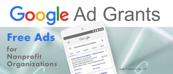 Setting Up Google Ad Grants