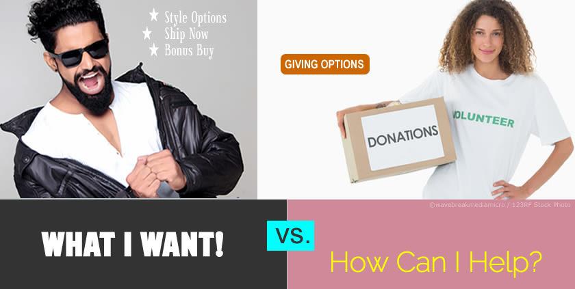 Nonprofit versus For-profit Websites