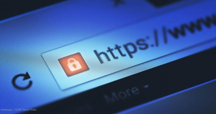 website security for nonprofits