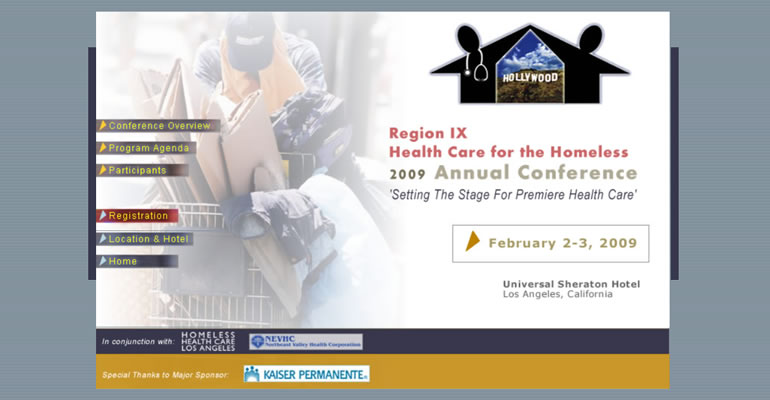 Homeless Healthcare Conference